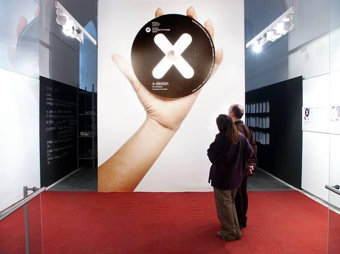 """Daniel G. Andújar, """"Individual Citizen Republic Project, El Sistema"""" 2003"""