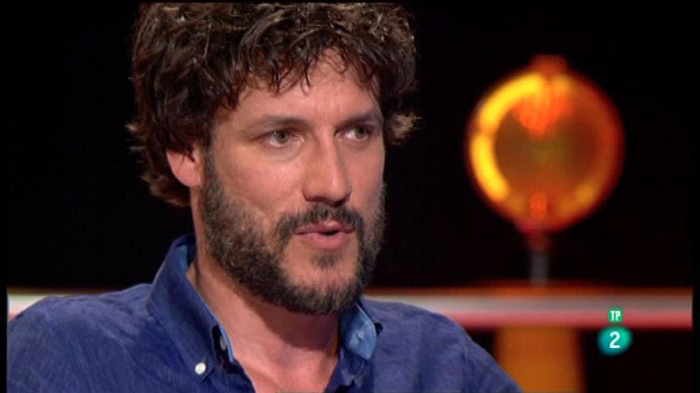 Atención obras - Daniel Grao protagonista de 'Acantilado'