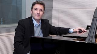 Estudio 206 - Daniel Ligorio (piano)