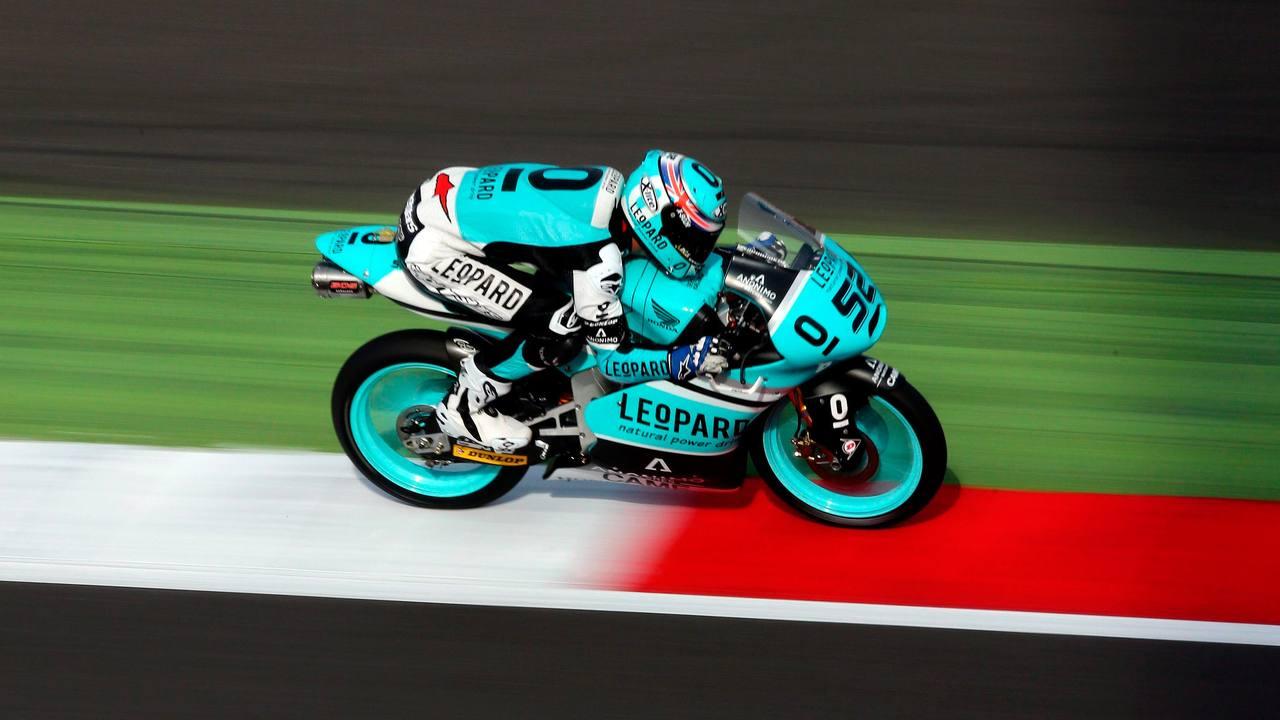 Danny Kent, en Silverstone