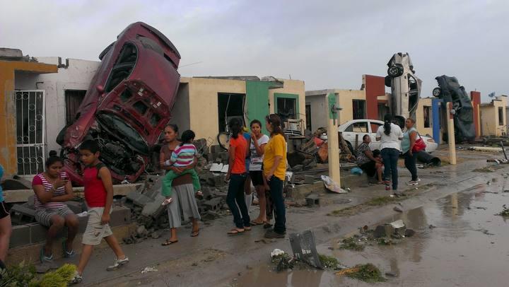 estado afectados ciclon: