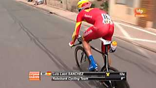 Ciclismo - Dauphiné Liberé. Cuarta etapa - 07/06/12