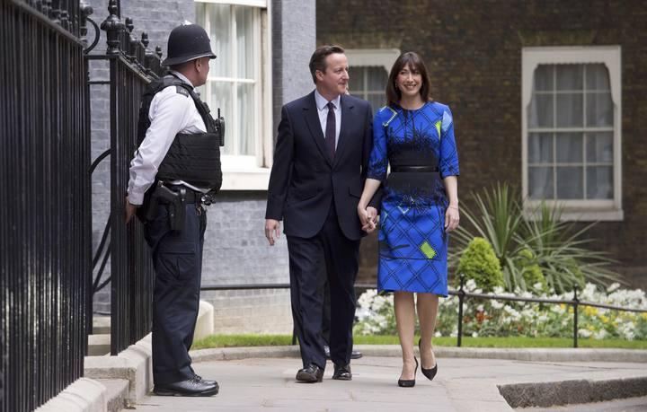 David Cameron logra la mayoría absoluta en Reino Unido