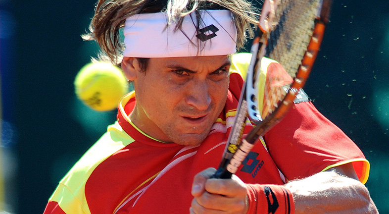 "David Ferrer: ""Ha sido una victoria muy dura"""