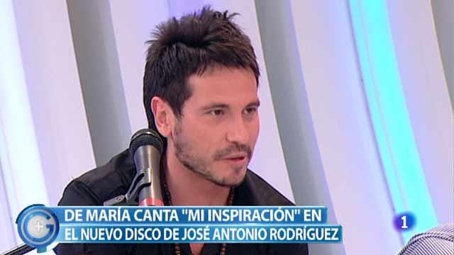 Más Gente - David de María canta 'Mi inspiración'