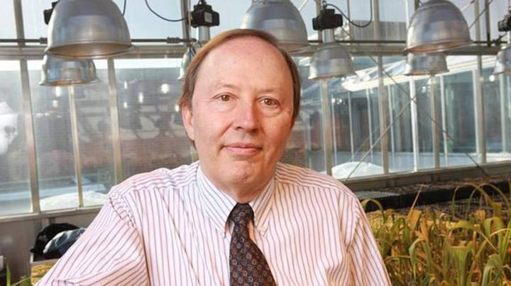 David Tilman, catedrático de la Universidad de Minnesota (EE. UU.).