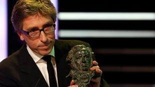 """David Trueba, gran triunfador de los Goya, mejor director por """"Vivir es fácil con los ojos cerrados"""""""