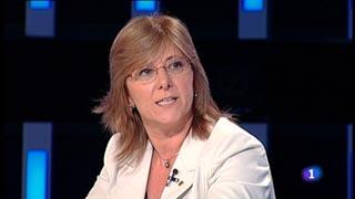 El debat de La1 - Entrevista a Pilar Fernández Bozal