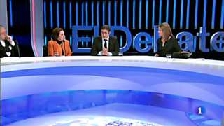 El debate de La 1 - 02/05/12