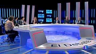 El debate de La 1 - 11/07/12