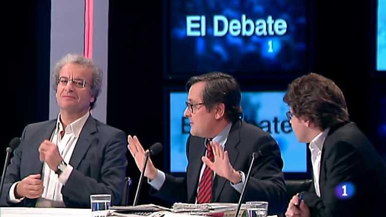 El debate de La 1 - 23/05/12