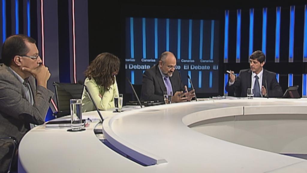 El Debate de La 1 Canarias - 06/11/14