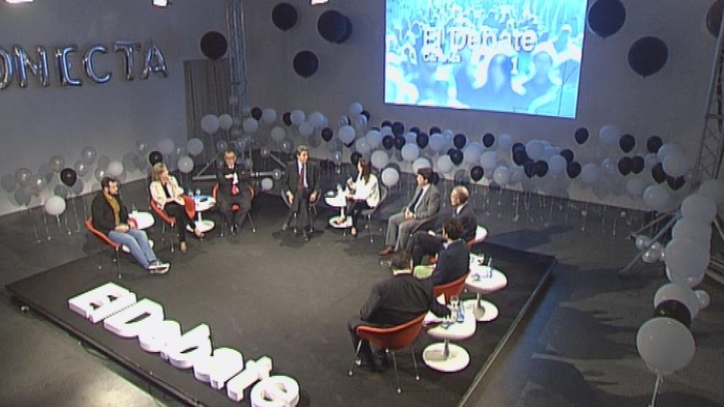 El Debate de La 1 en Canarias - 22/01/15