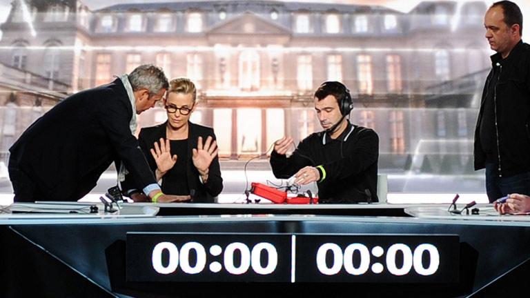 El debate cara a cara, última oportunidad para que Sarkozy de la vuelta a las encuestas
