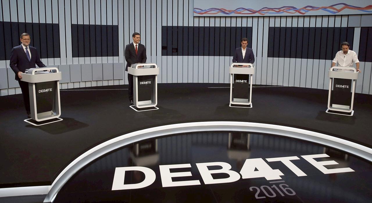 El debate a cuatro, analizado en 'La mañana'