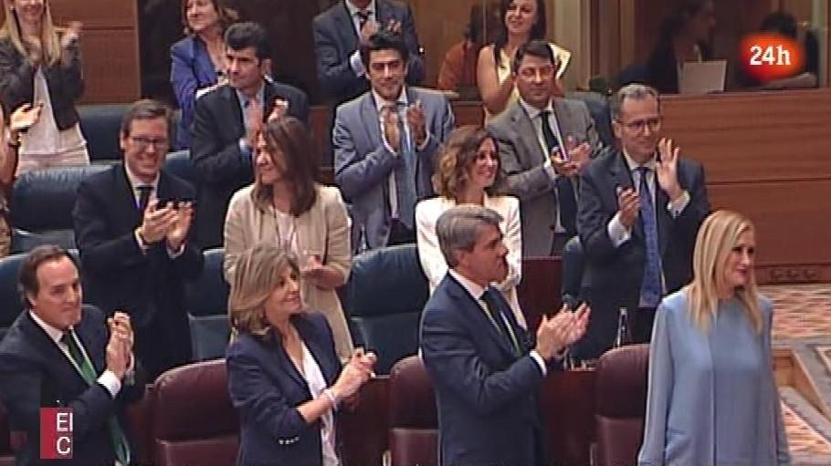 Parlamento - Otros parlamentos - Debate de la moción de censura en Madrid - 10/06/2017