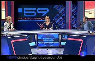 59 segundos - Debate sobre la ley antitaurina catalana en '59 Segundos'