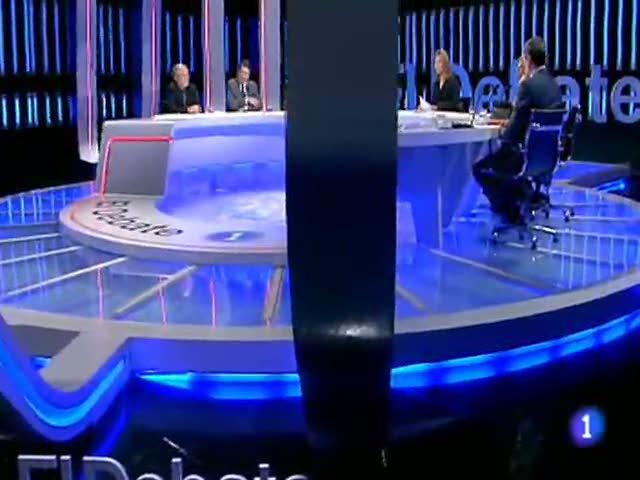El debate de la 1 - ¿Debe dimitir Dívar?