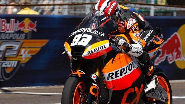 ¿Debe subir Marc Márquez a MotoGP?