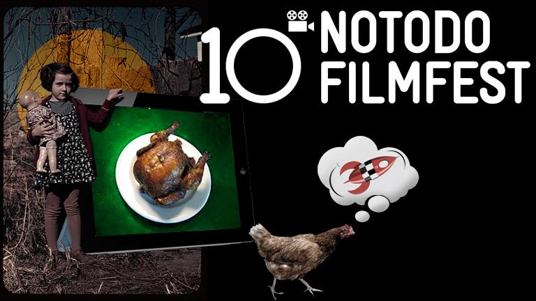 Una década de cortos - Décimo aniversario del Notodofilmfest