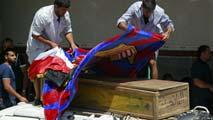 Ir al VideoDecenas de muertos al estallar un camión bomba en un mercado de un barrio chií de Bagdad