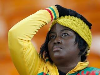 Decepción entre los aficionados de África