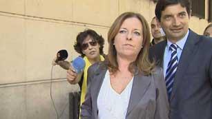 Declara como imputada la ex directora de la CAM