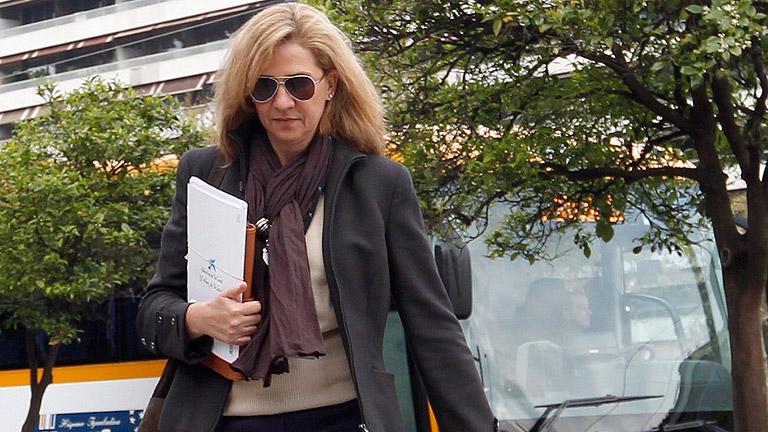 El juez aplaza la declaración de la Infanta Cristina como imputada en el caso Nóos