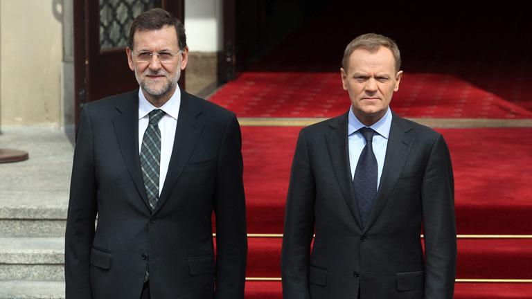 Mariano Rajoy vuelve a rechazar que España esté al borde del rescate