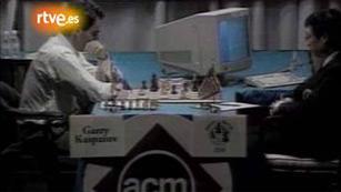 Deep Blue vence a Kasparov (1997)