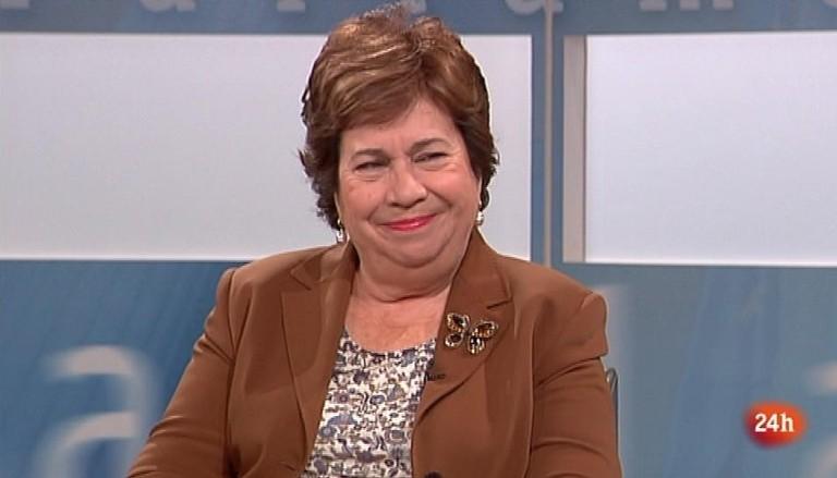 Parlamento- La entrevista - La Defensora del Pueblo - 12/05/2012