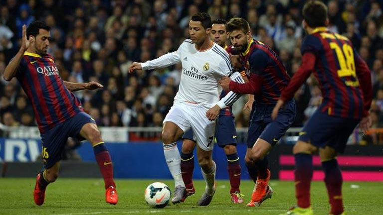 Real Madrid y Barcelona pueden gastar mínimo 3 veces más que el resto de los equipos en salarios