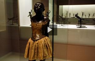 'Pequeña bailarina de catorce años', de Degas, en la Fundación Mapfre