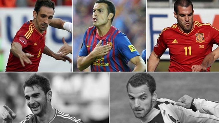 Del Bosque desvela la lista para la Eurocopa 2012
