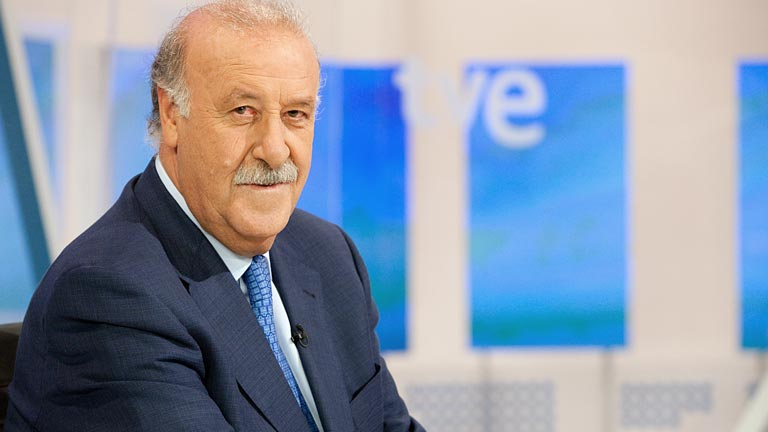 """Del Bosque: """"Hay acuerdo para la renovación"""""""