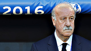"Del Bosque: ""No supimos gestionar el final del partido"""