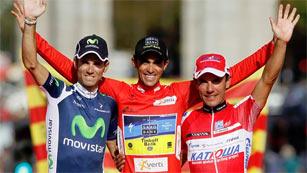 Del homenaje por la Vuelta al Mundial de Ciclismo