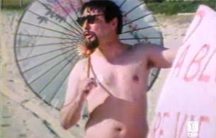 El delito de ser nudista en los 80