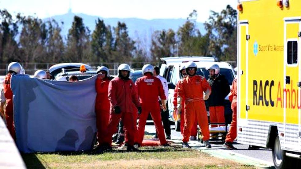 Demasiadas incógnitas aún sobre el accidente de Fernando Alonso