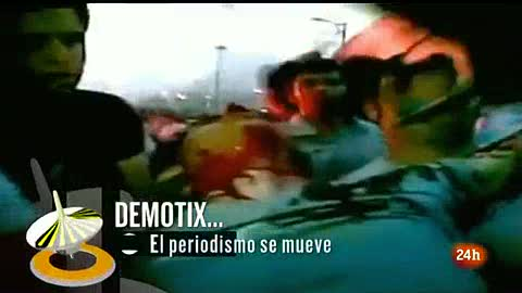 Demotix, periodismo en movimiento