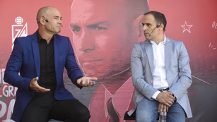 Una denuncia de amaño Granada-Las Palmas eclipsa la presentación de Jémez