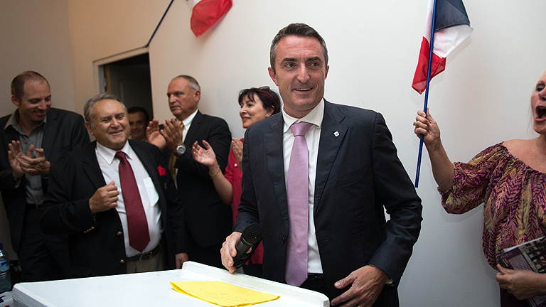La derecha se convierte en mayoritaria en el Senado de Francia