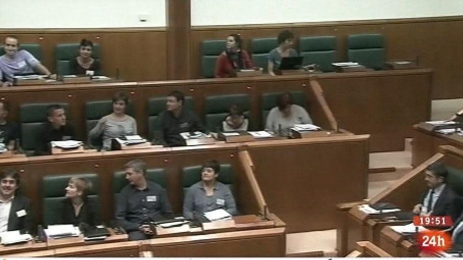 Parlamento - Otros parlamentos - Derecho a decidir en el País Vasco - 31/05/2014