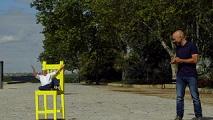 Fernando Romay y el efecto óptico de la silla de Beuchet