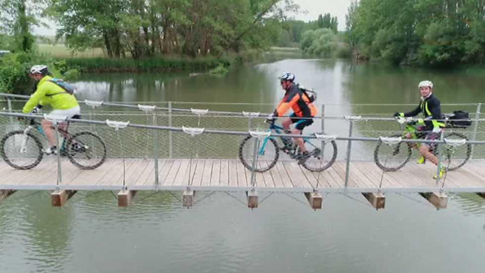 Ciclismo - Desafío Canal de Castilla