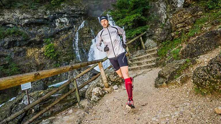 A la carrera - El Desafío Lurbel en el calar del río Mundo