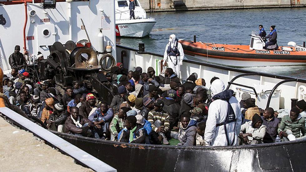 Save the Children alerta de que 400 migrantes han desaparecido en el mar entre Italia y Libia