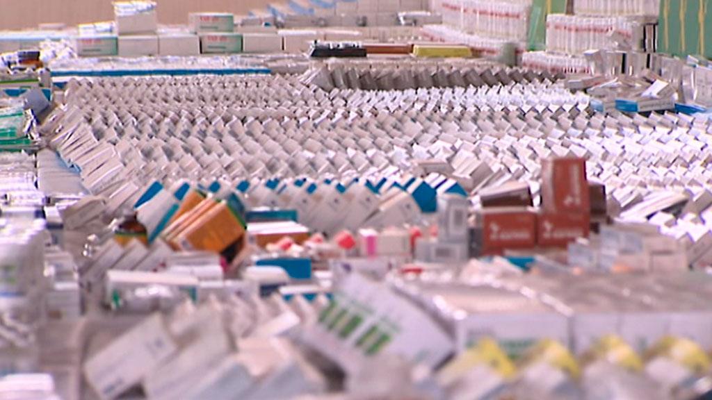 Desarticulada en Mallorca la mayor red europea de importación y venta de anabolizantes