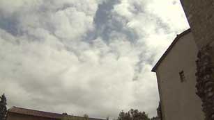 Temperaturas en descenso en Galicia