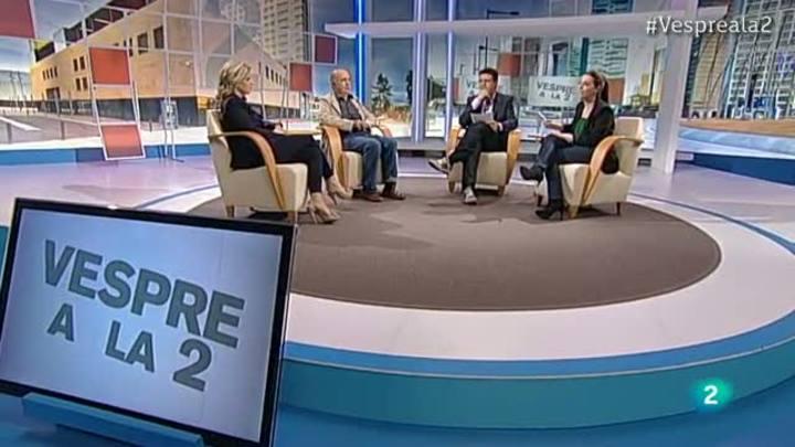 Vespre a La 2 - Desconnectar de la feina - 30/04/2014